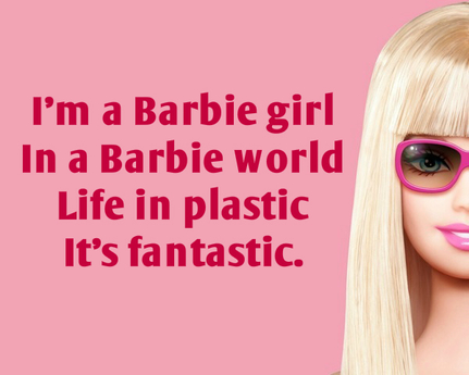 It's Becoming a Barbie World